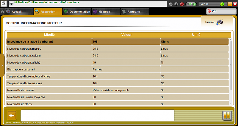 Cliquez sur l'image pour l'afficher en taille normale  Nom : bsi2010 information moteur 208 gti.PNG Affichages : 15 Taille : 145.9 Ko ID : 15492
