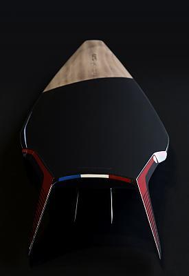 GTi surfboard concept