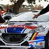 Peugeot 208 T16 - Rallye du Var 2017