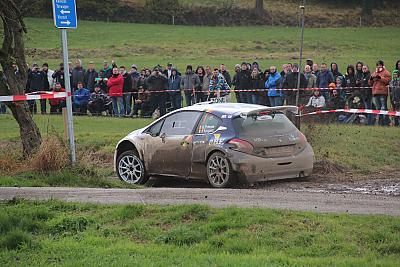 Kris Princen - Condroz 2016 by Maxi5Turbo by Fabien in La Peugeot 208 T 16 - R5