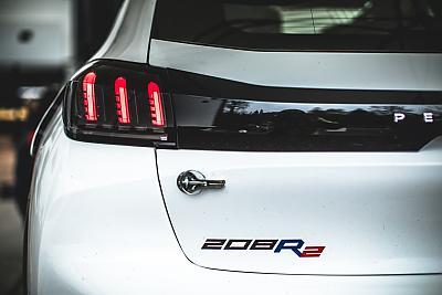 Nouvelle Peugeot 208 R2