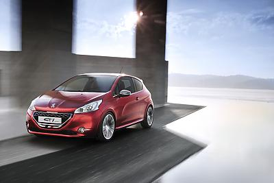 Peugeot 208 GTi Concept by Forum208GTi in Peugeot 208 GTi Concept