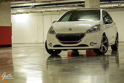Peugeot 208 GTi - Chili