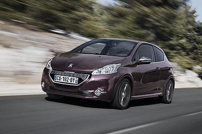Peugeot 208 XY by Forum208GTi in La Peugeot 208 XY